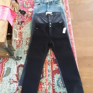 Lot of 3 boy's pants. Gap (2) and Old Navy (1)